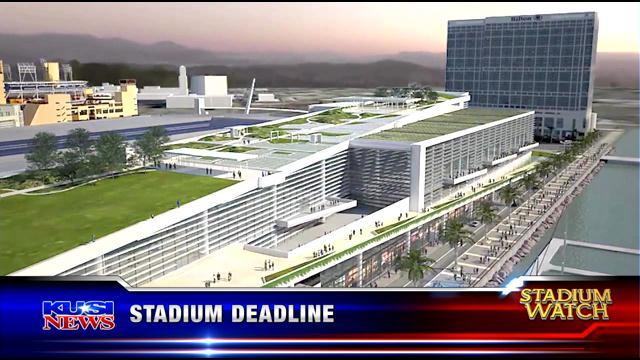 San Diego Chargers stadium deadline