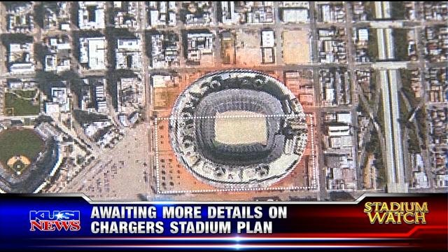 Stadium Watch: Awaiting more details on Chargers stadium plan