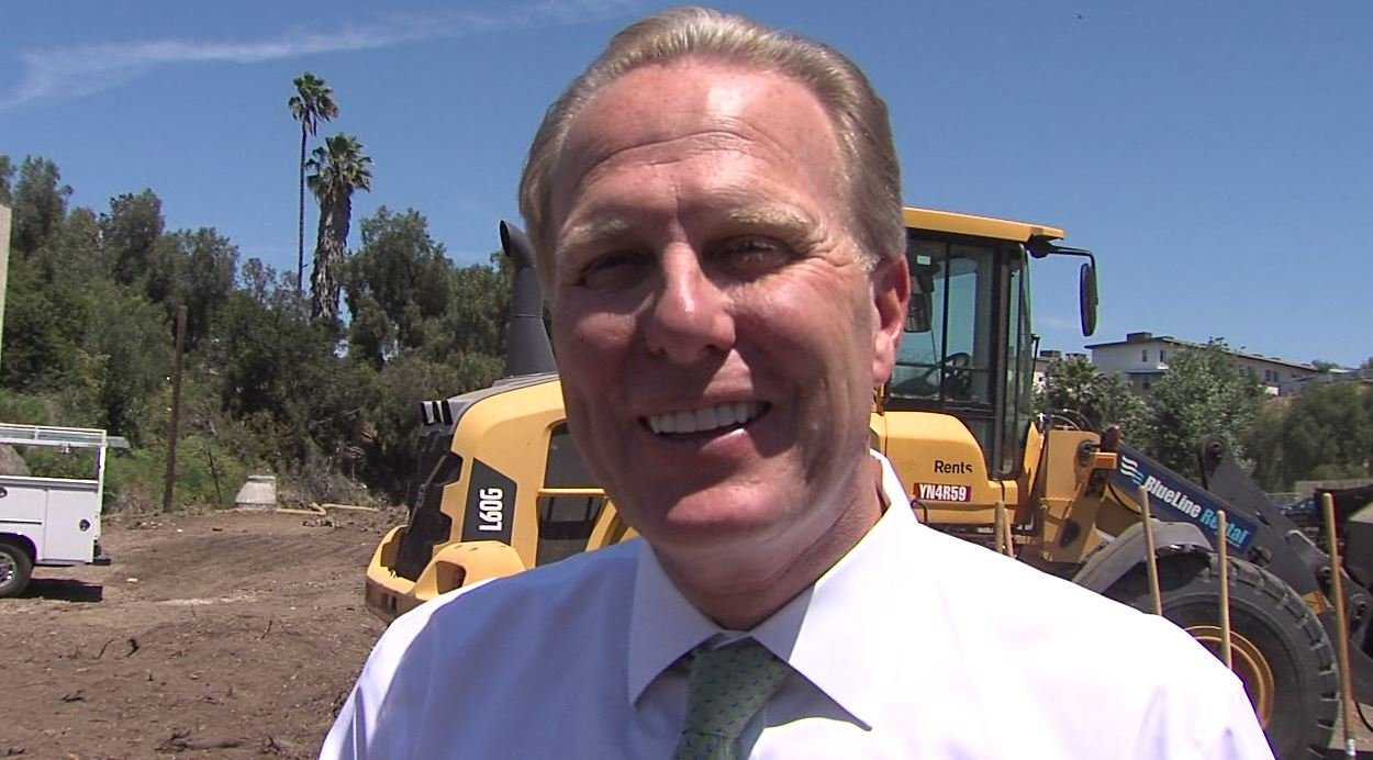 Faulconer on Chargers signature drive