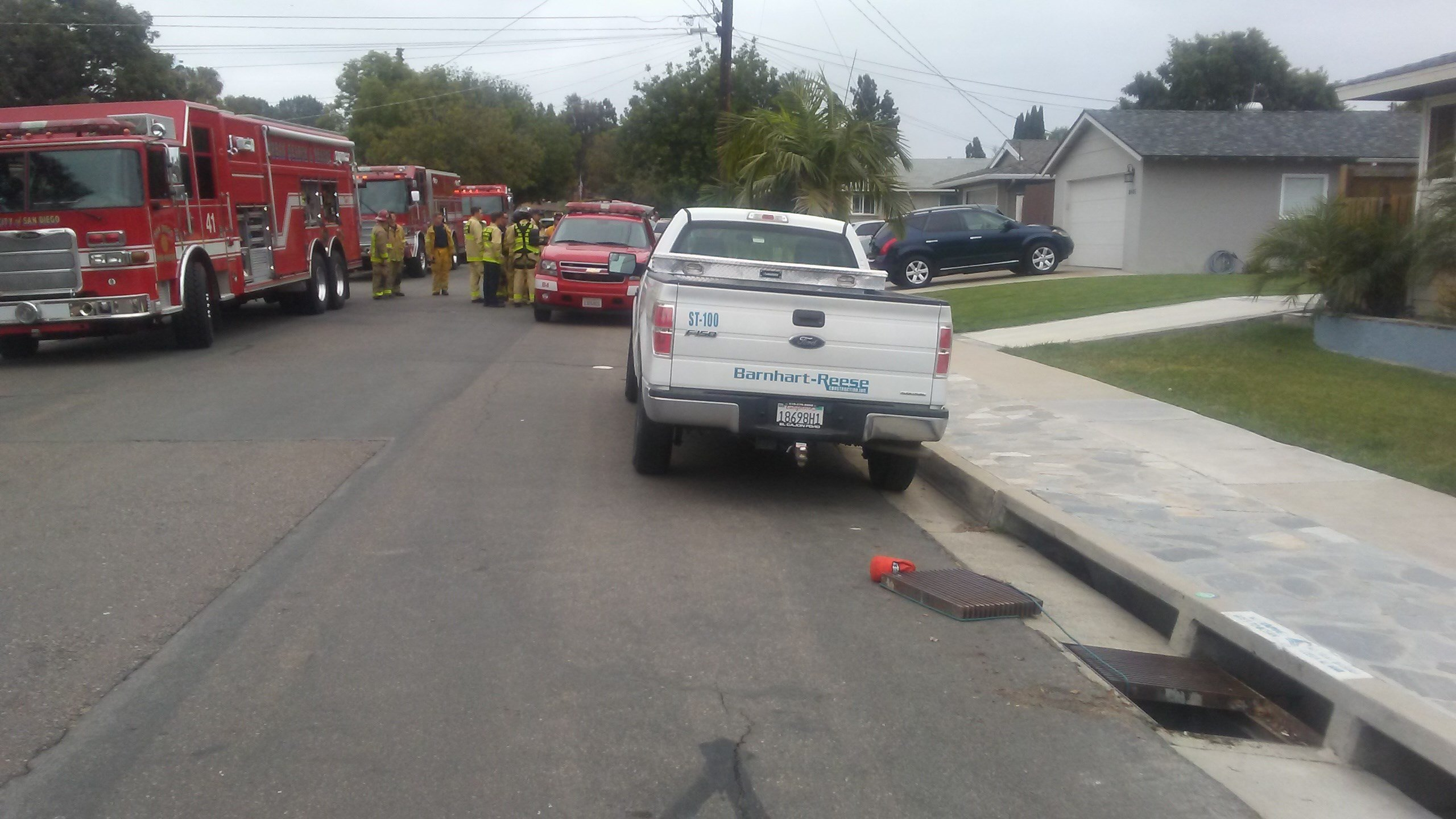 Authorities searching for missing juveniles in a storm drain