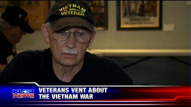 Vietnam Veterans reflect on their lost war during Memorial Day weekend