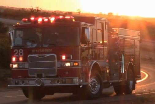 SDFD prepared for excessive heat in San Diego