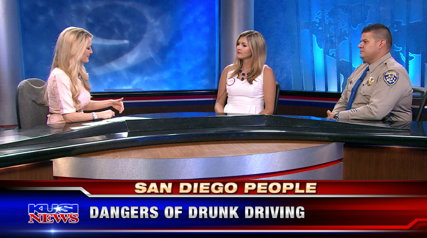 San Diego People: The dangers of drunk driving