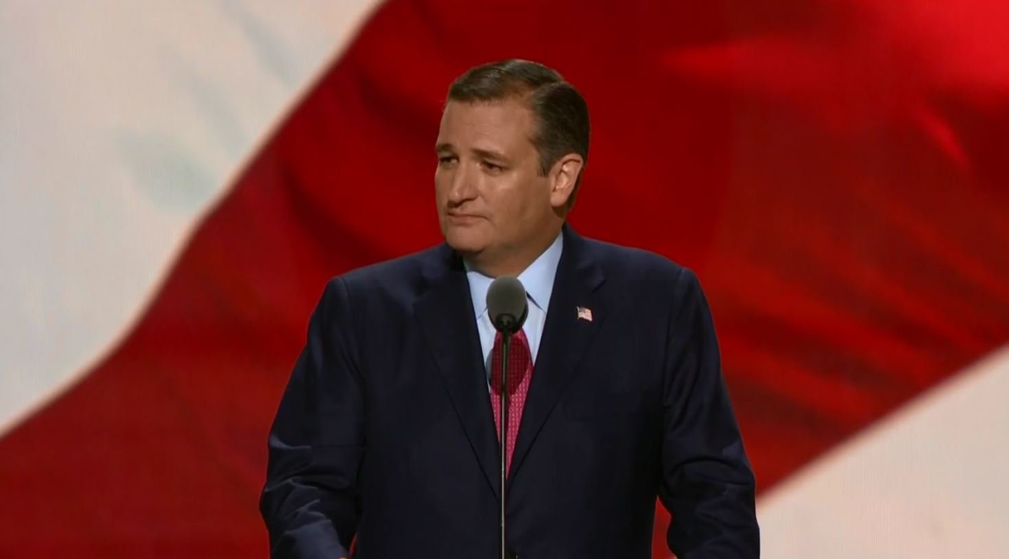 Sen. Ted Cruz doesn't endorse Trump amid boos from crowd