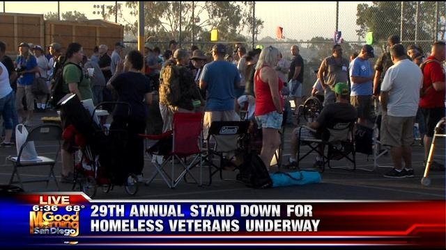 29th annual Stand Down