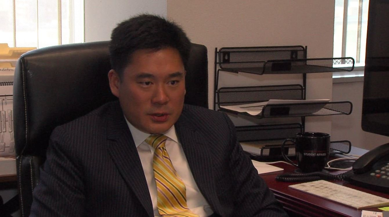 Haney Hong, president of the County Taxpayers Association.