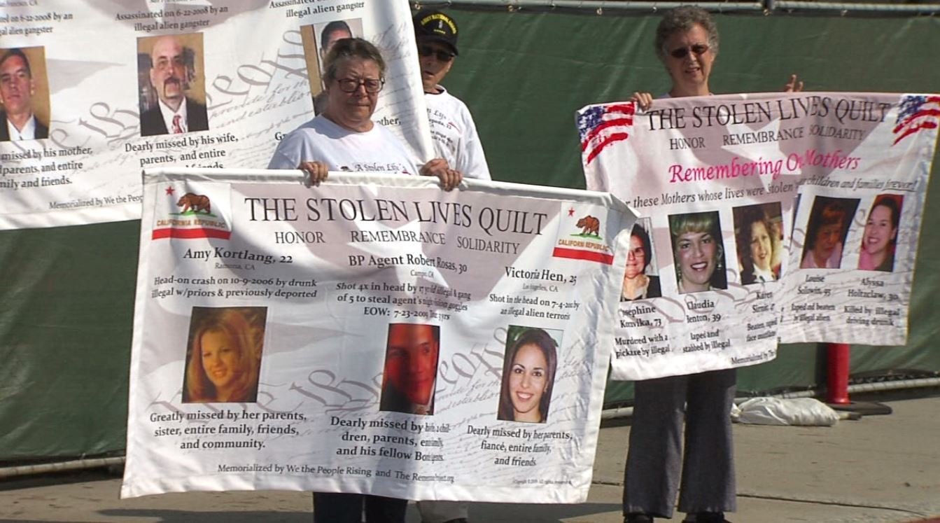 Illegal immigrant murder case prompts protests