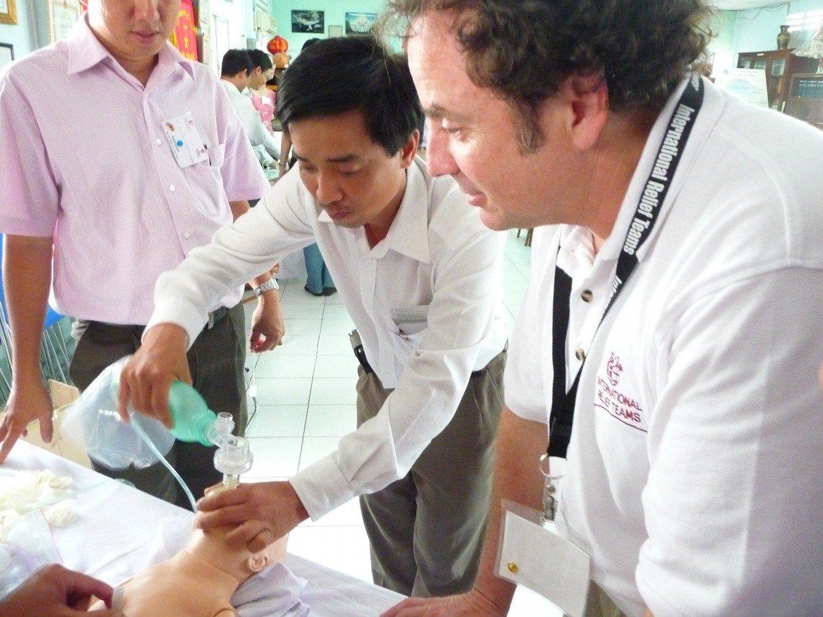 San Diego-based charity International Relief Teams