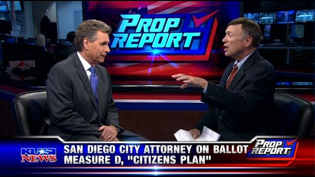 Measure D: The Citizens' Plan on the ballot in November