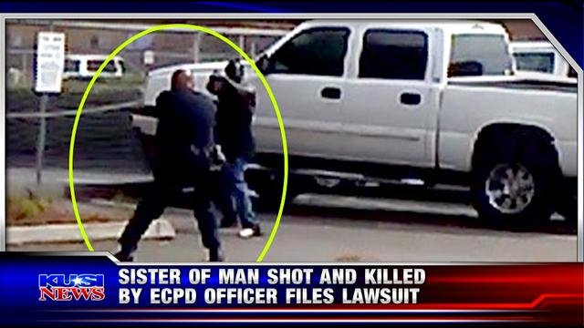 Sister of man shot and killed by El Cajon police officer files lawsuit