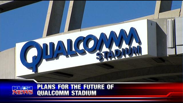State lawmaker reveals plans for the future of Qualcomm Stadium