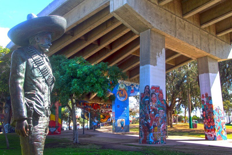 Chicano Park recognized as national historic landmark