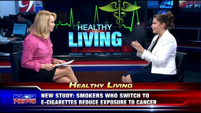 New study: Smokers who switch to e-cigarettes reduce exposure to cancer