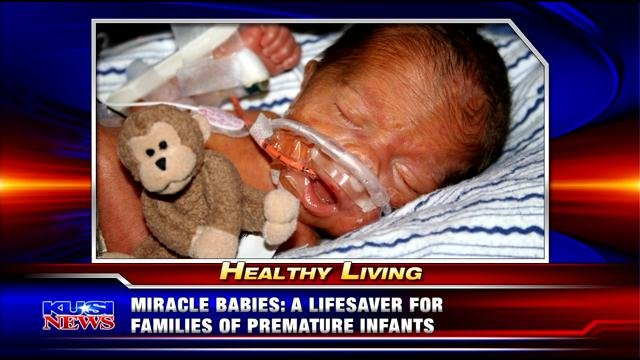 Miracle babies: A lifesaver for families of premature infants