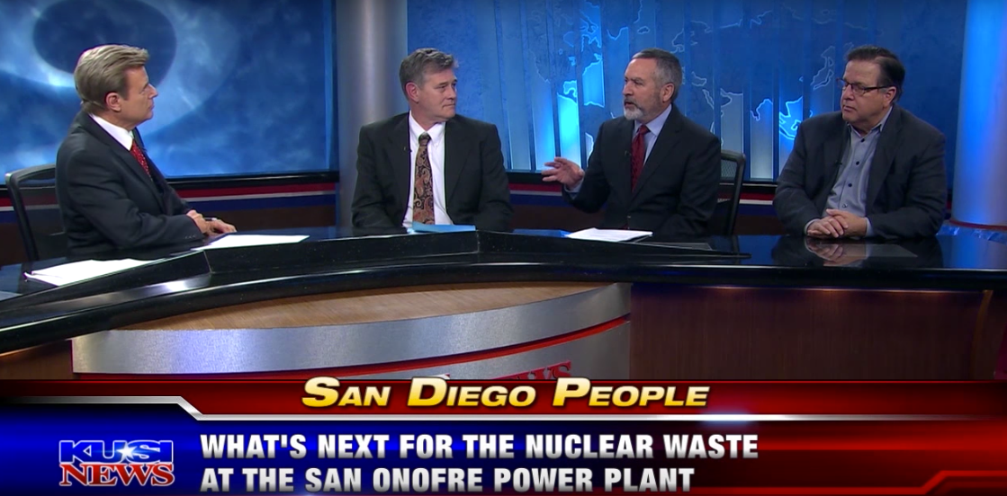 San Diego People: What's next for San Onofre?