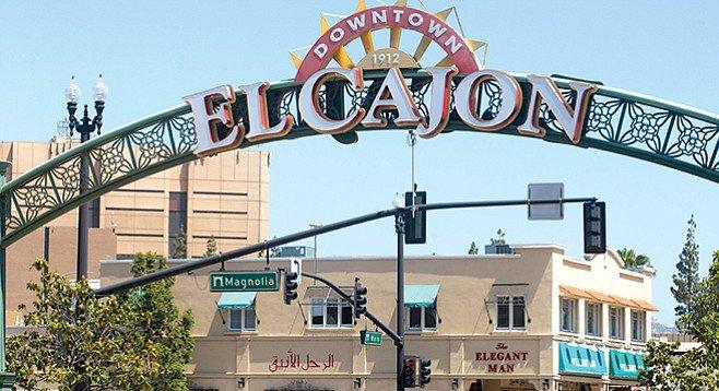 El Cajon city council to discuss drawing city boundaries