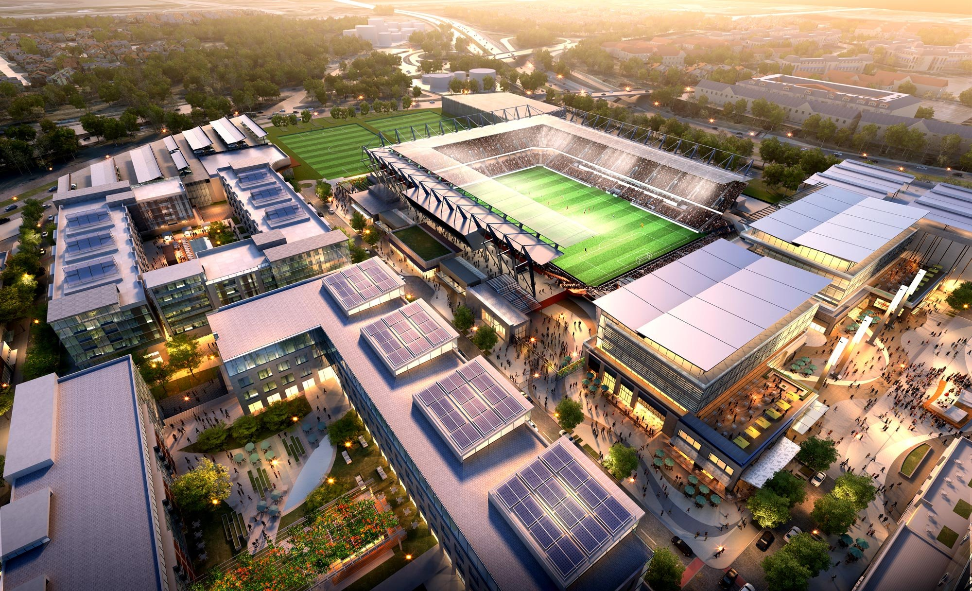 SoccerCity to begin collecting signatures Wednesday, 72,000 for ballot vote (SoccerCity San Diego)