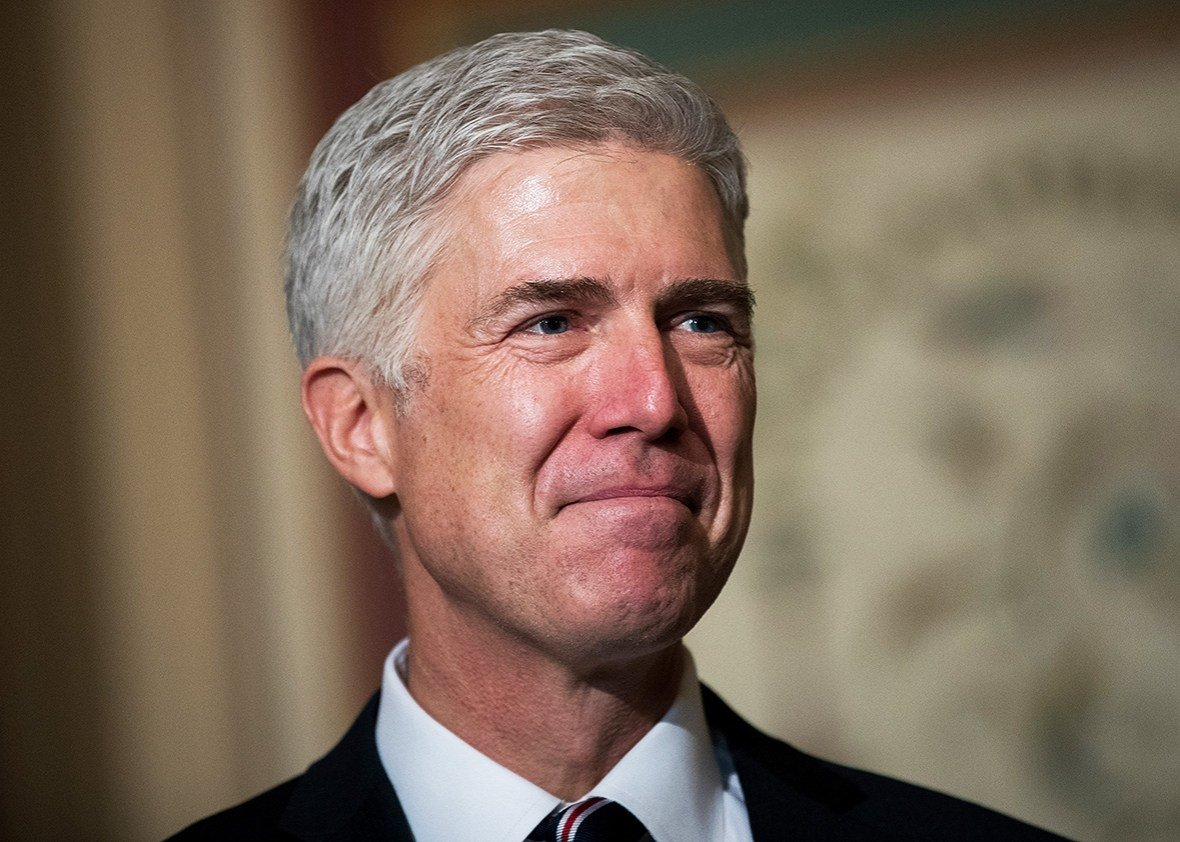 Hearings for Supreme Court nominee Neil Gorsuch begin