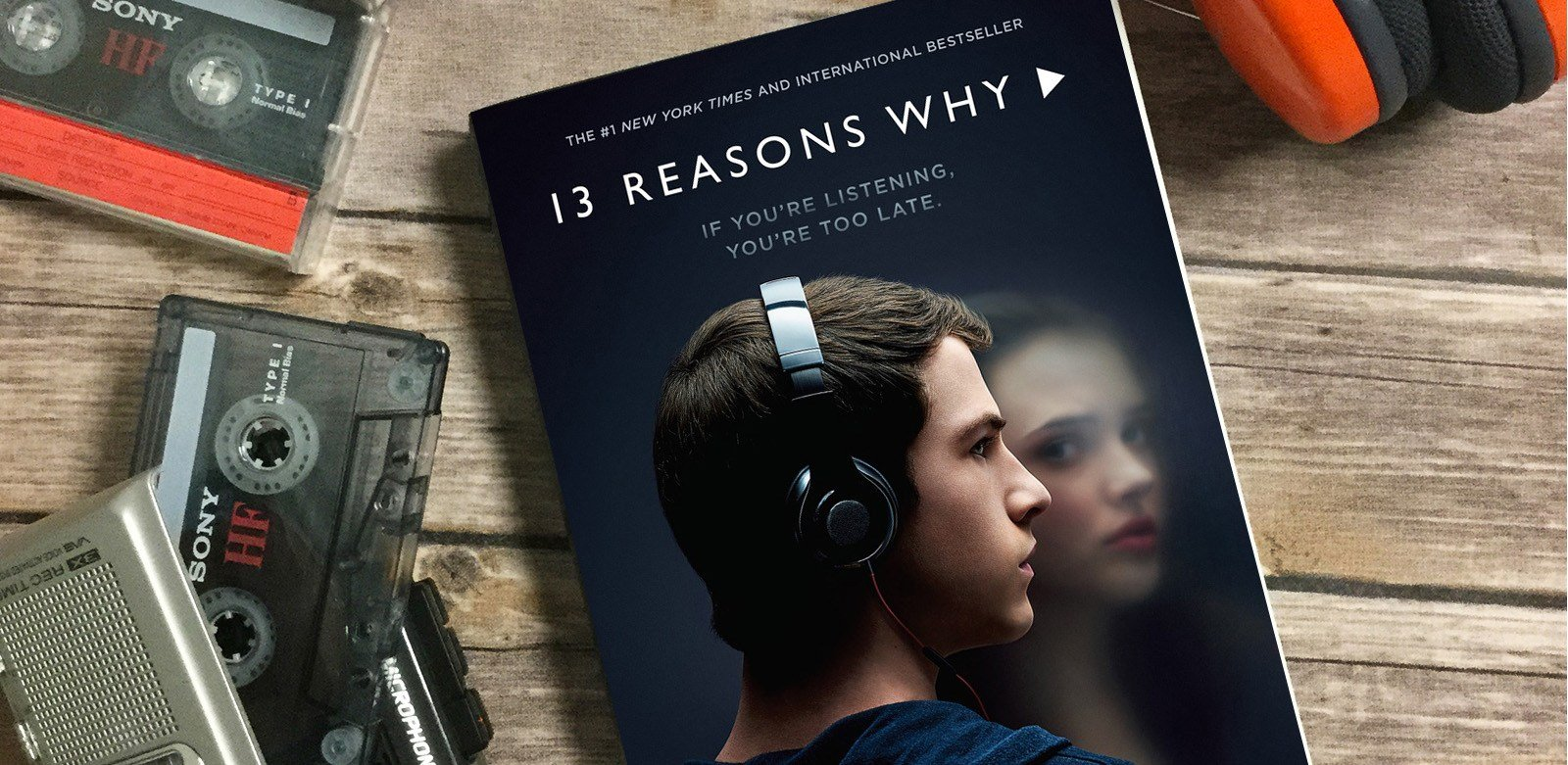 Popular Netflix TV series '13 Reasons Why' creating controversy about teenage suicide (Penguin Teen)
