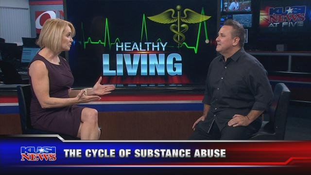 Healthy Living: The cycle of substance abuse