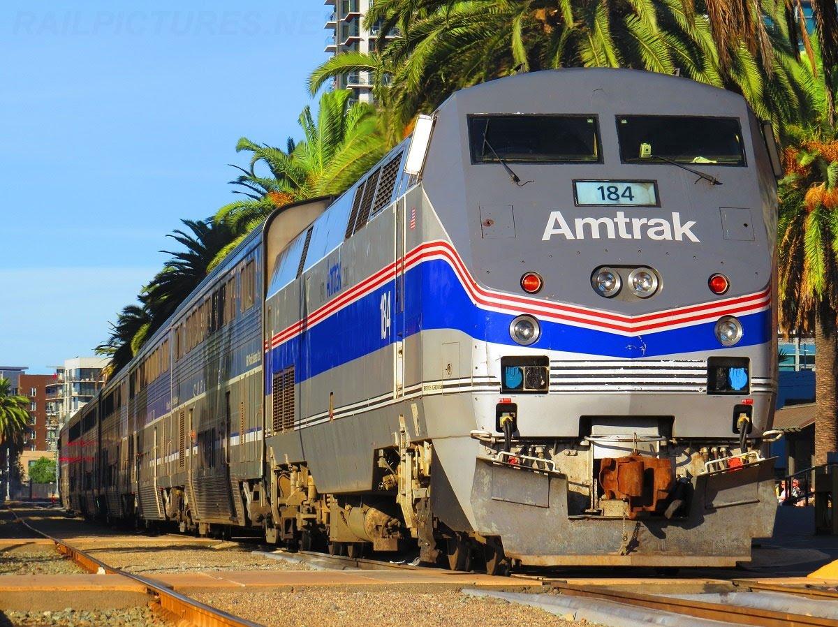 Passenger rail service disruptions scheduled through the weekend