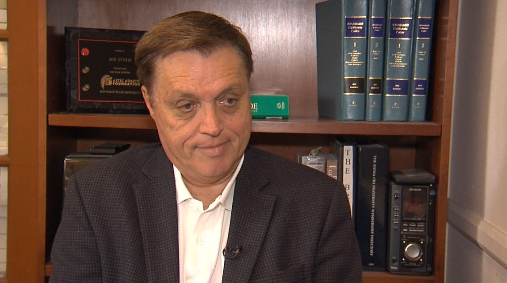 San Diego Attorney Bob Ottilie