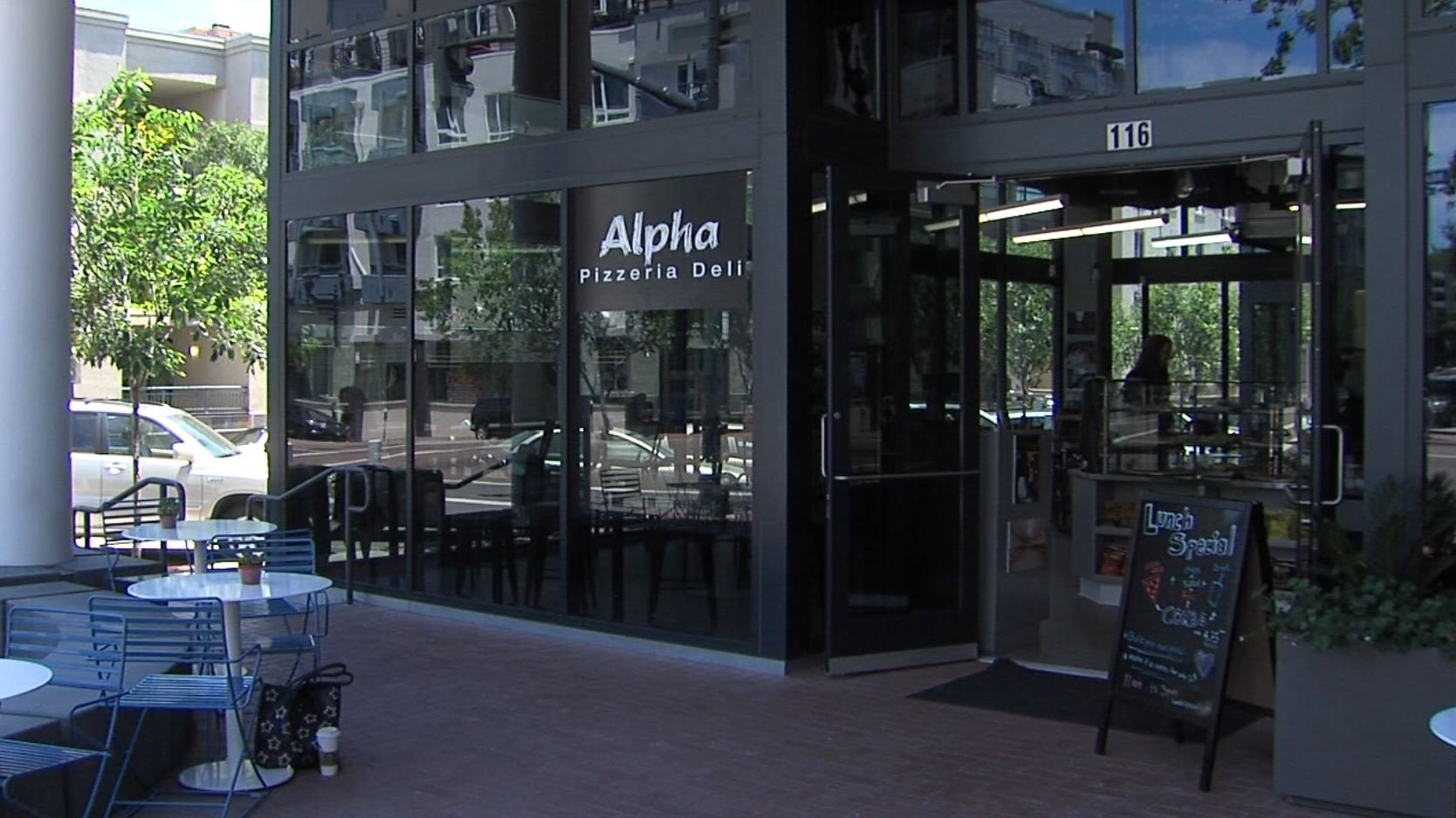 Alpha Pizzeria