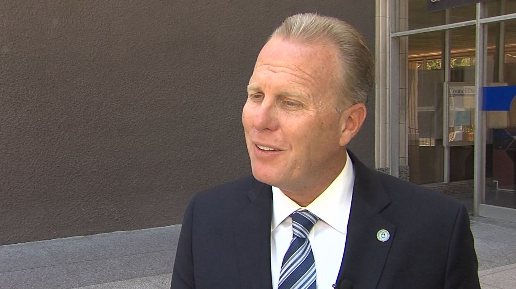 Mayor Faulconer discusses SoccerCity and Convention Center expansion in one-on-one interview