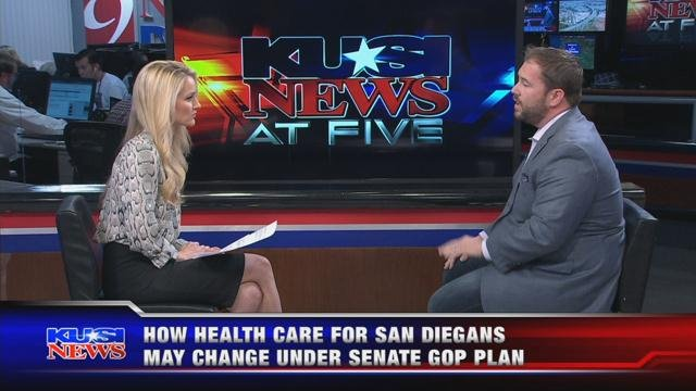 How health care for San Diegans may change under Senate GOP plan