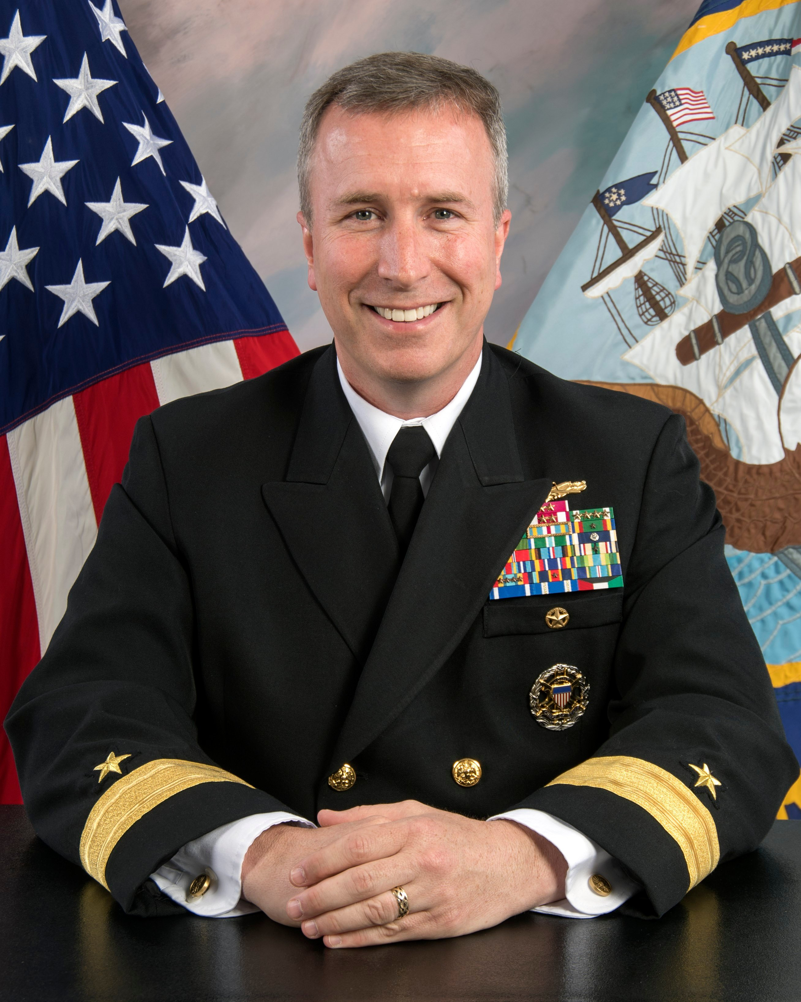 Rear Adm. Brian Fort was ordered Friday to lead the Navy's main investigation of the incident