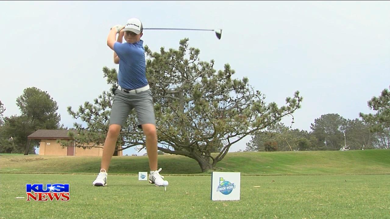 Torrey Pines Hosts Junior Worlds Practice Rounds