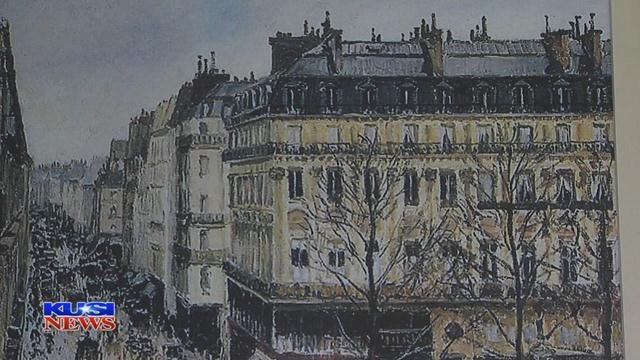 Court battle for recovery of impressionist painting stolen from Jewish family by Nazis