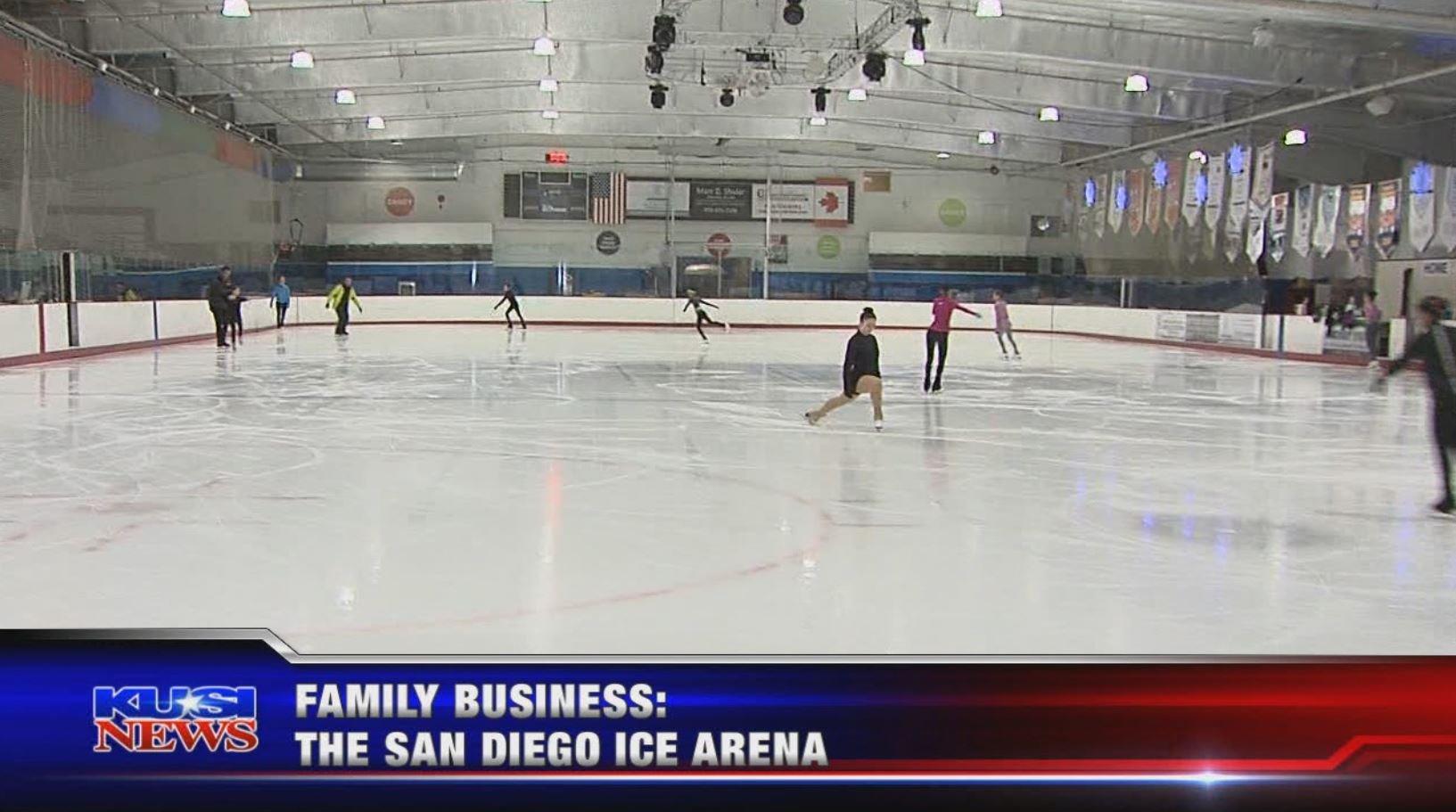 Family Business: San Diego Ice Arena