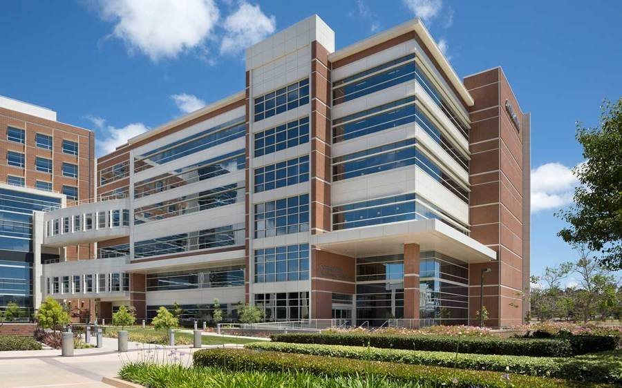 Scripps La Jolla Hospitals ranked sixth-best in state of California