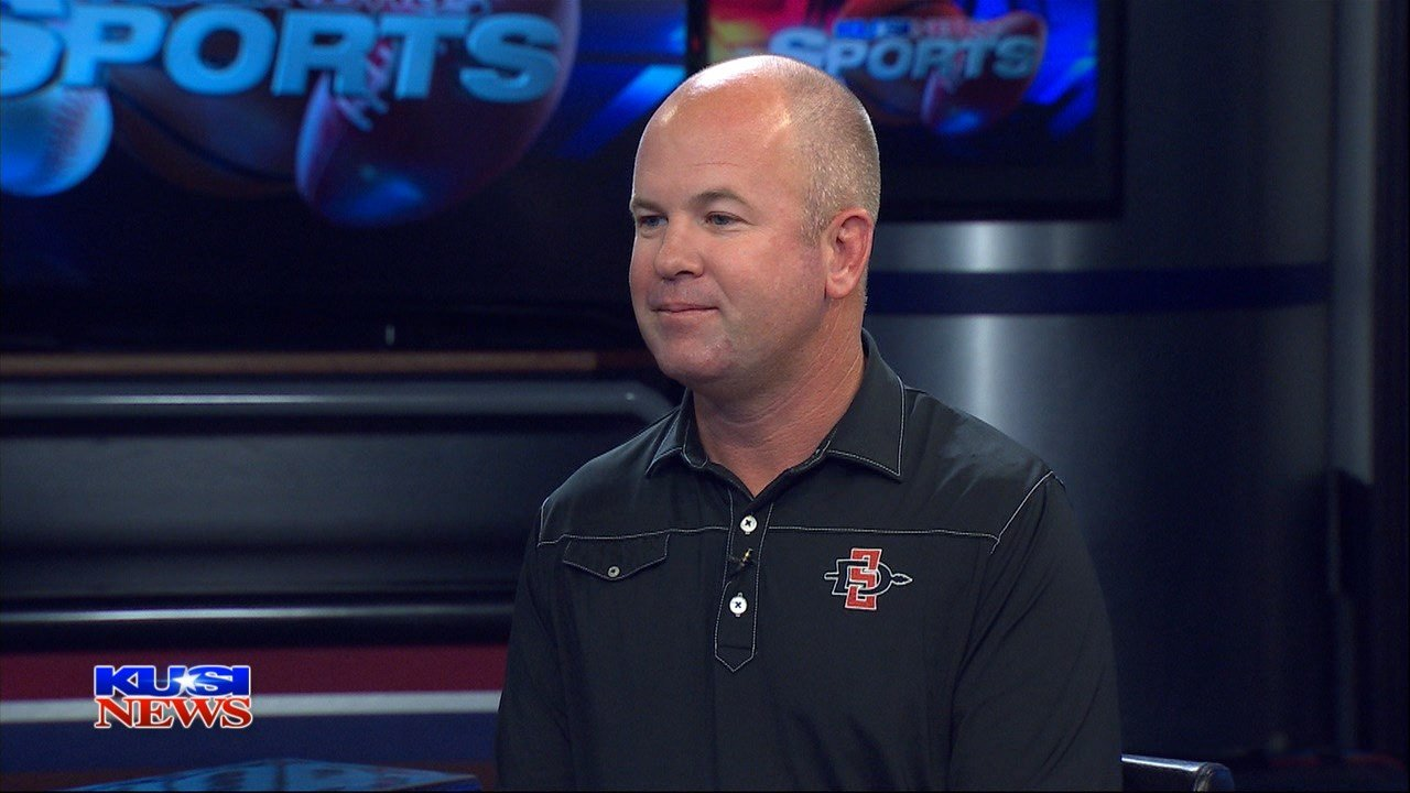 SDSU golf coach Ryan Donovan talks PGA Championship