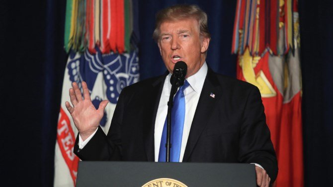 Trump issues guidance on transgender military ban