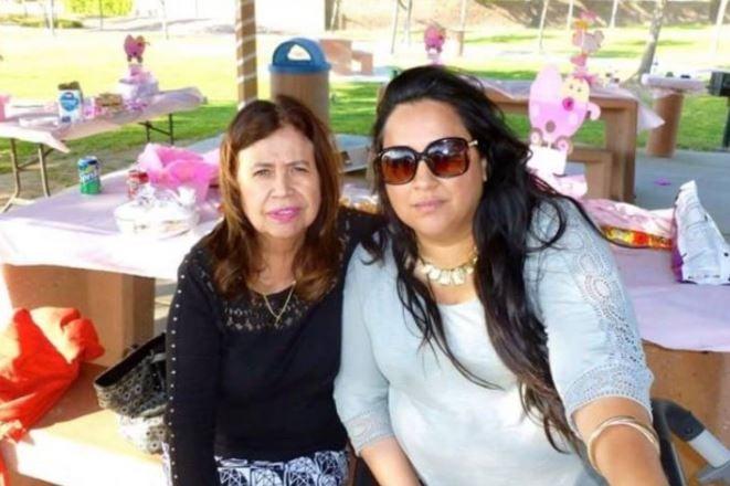 Maria Kelly and Crystal Vasquez (GoFundMe)