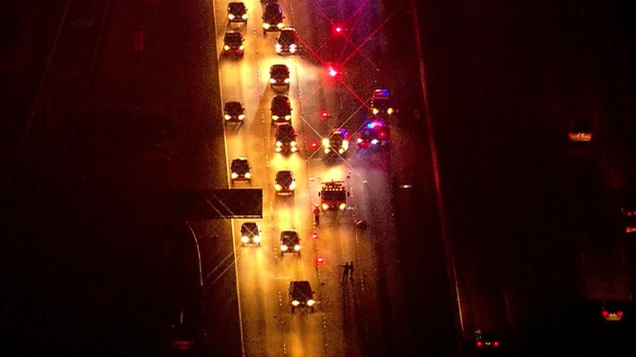 Pedestrian struck and killed on Interstate 5 in Chula Vista