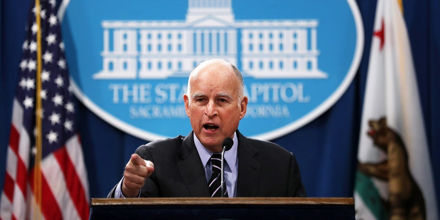 Governor Brown signs California affordable housing bills