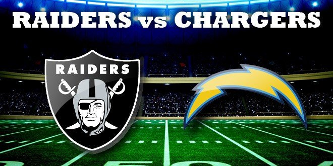 Chargers/Raiders (Get More Sports)