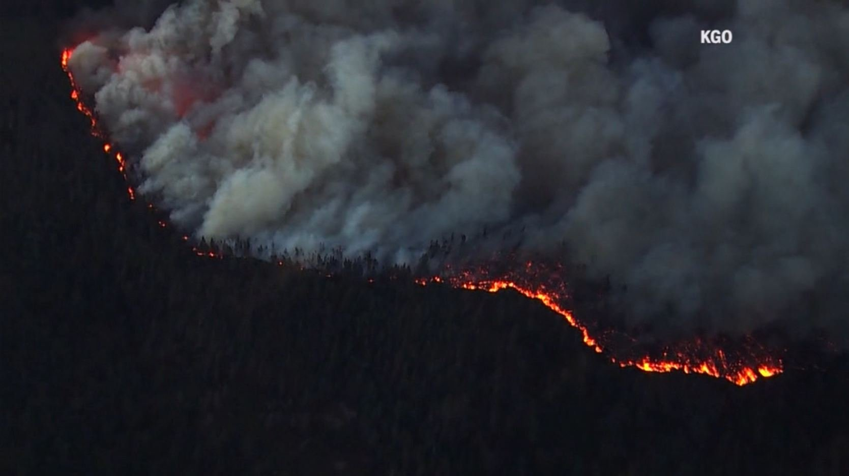 Wildfire smoke can be dangerous to your health