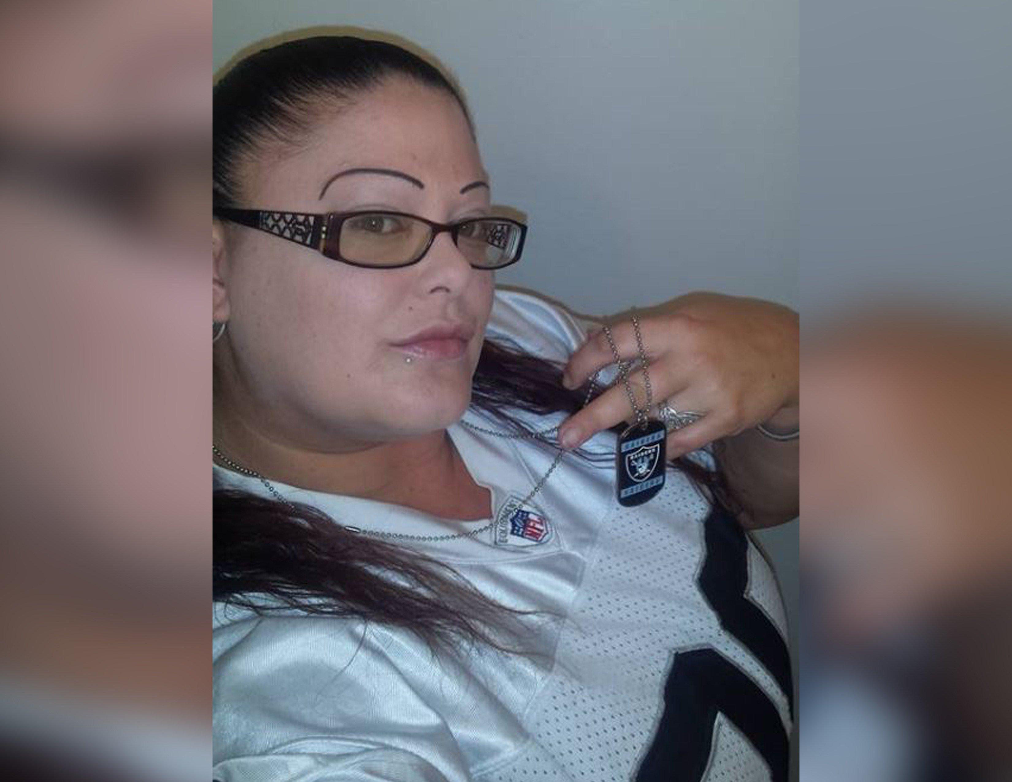 35-year-old Dina Hammond
