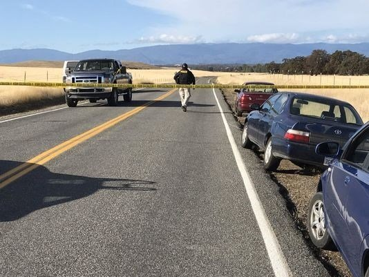 Shooting in Tehama County (Photo:King5)