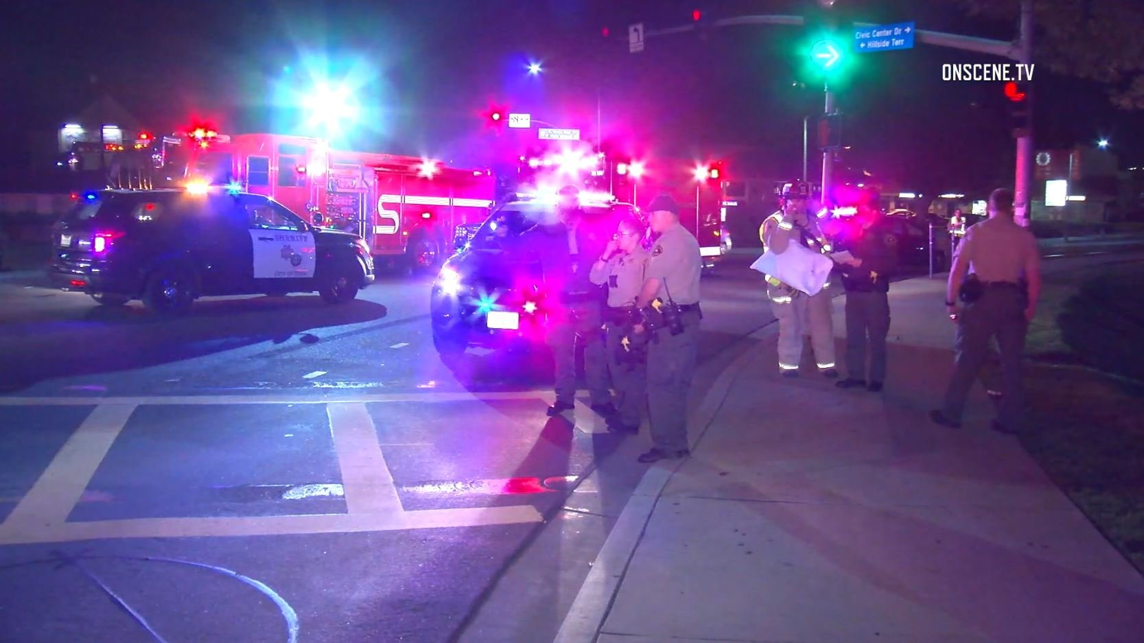 Child in serious condition after being hit by car in Vista