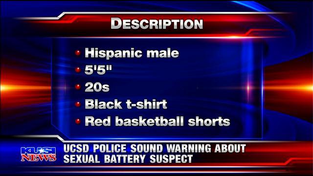 UCSD sexual assault attempt