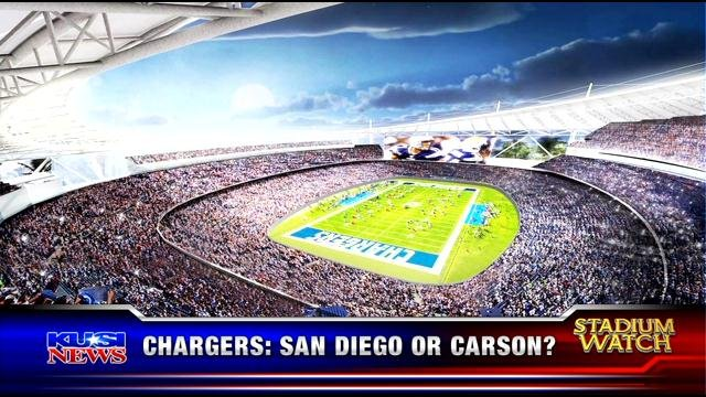 Chargers: San Diego or Carson?