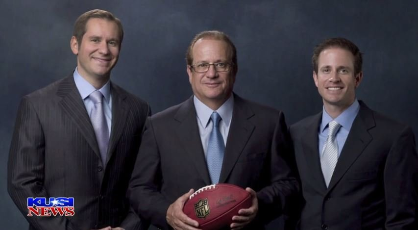 Paul Rudy sit down with new Chargers Presidents A.G. and John Spanos