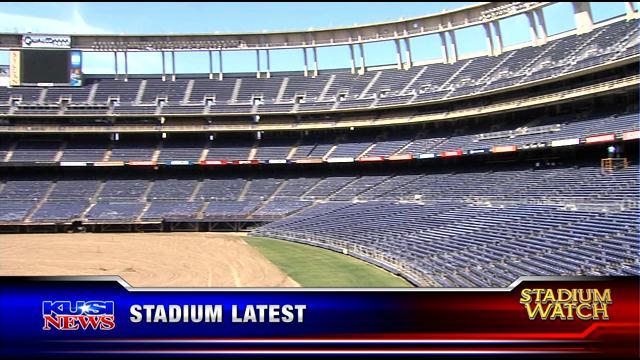 Stadium latest