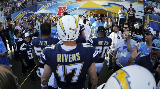 Philip Rivers and company