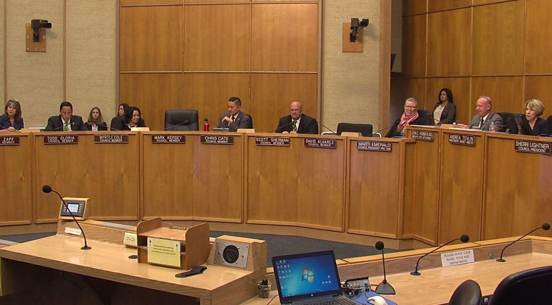 San Diego City Council